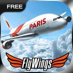 Flight Simulator Paris 2015 Online - FlyWings FREE TO PLAY